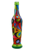 покрашенная бутылка Стоковая Фотография RF