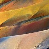 7 покрашенная земля Стоковое Изображение RF