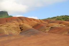 покрашенная земля Стоковое фото RF