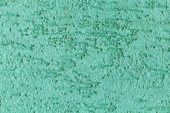 Покрашенная зеленым цветом текстура стены Стоковое Изображение