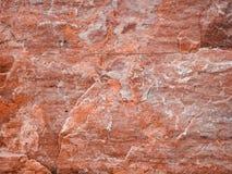Покрашенная каменная поверхность как предпосылка Стоковое Фото