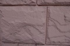 Покрашенная конкретная смотря на плитка с похожей на камн текстурой Стоковая Фотография RF