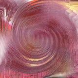 Покрашенная конспектом спиральная текстура grunge иллюстрация вектора