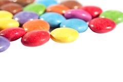 покрашенная конфета предпосылки Стоковое Фото