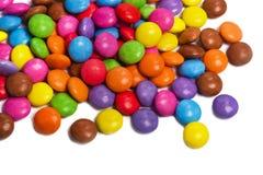 Покрашенная конфета Стоковая Фотография