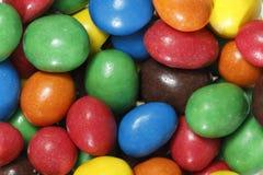 покрашенная конфета Стоковые Фото