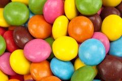 покрашенная конфета Стоковое Изображение