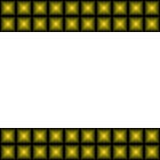 Покрашенная пирамида форм Стоковая Фотография RF