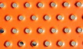 Покрашенная предпосылка воздушных судн металла Стоковая Фотография