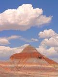 покрашенная пустыня Стоковая Фотография RF