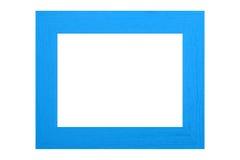 покрашенная рамка деревянная Стоковое Изображение RF