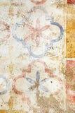 покрашенная стена стоковое изображение