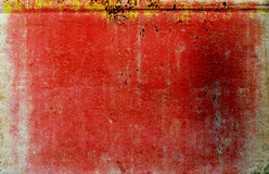 Покрашенная текстура предпосылки конспекта grunge стоковые изображения rf