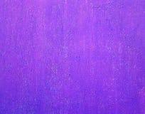 Покрашенная текстура утюга металлического листа утюга пурпура Стоковые Изображения