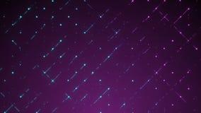 Покрашенное движение предпосылки цвета сетки пурпурное cyan акции видеоматериалы