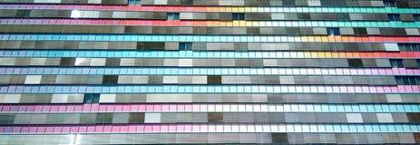 Покрашенное здание Стоковое Изображение RF