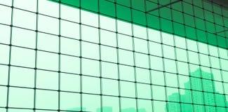 Покрашенное окно Стоковое фото RF
