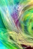 покрашенное цветастое предпосылки Стоковые Фотографии RF