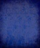 покрашенное grunge предпосылки голубое Стоковые Изображения RF