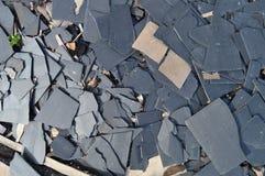 Покрашенные деревянные твердые частицы Стоковое Фото