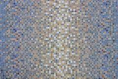 покрашенные квадраты мозаики стоковое фото rf