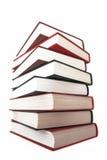 покрашенные книги Стоковые Изображения