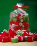 покрашенные конфеты Стоковое Изображение