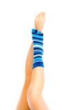 покрашенные носки Стоковое Фото