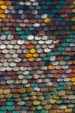 покрашенные плитки Стоковое фото RF