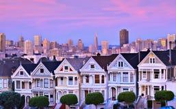 Покрашенные повелительницы, San Francisco Стоковые Изображения