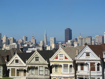Покрашенные повелительницы, San Francisco стоковое фото