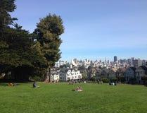 Покрашенные повелительницы, San Francisco стоковые фото