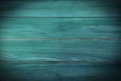 Покрашенные планки teal стоковые изображения