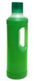 Покрашенные пластичные бутылки с жидкостным мылом и Стоковые Изображения RF