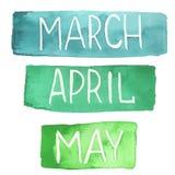 Картинки месяцы весны
