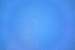 Покрашенные стены с незакономерностями Справочная информация bluets стоковые фото