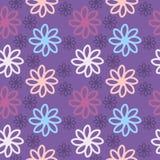 Покрашенные цветки Стоковые Изображения