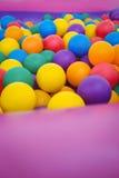 Покрашенные шарики губки Стоковые Фотографии RF