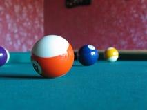 покрашенные шарики Стоковое Изображение