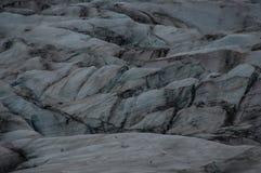 Покрашенный лед Стоковое Фото