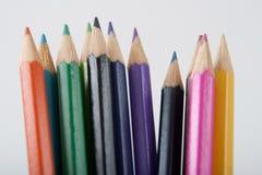 покрашенный карандаш Стоковые Фото