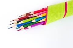 покрашенный карандаш Стоковое фото RF