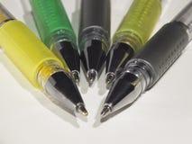Покрашенный карандаш Стоковая Фотография RF