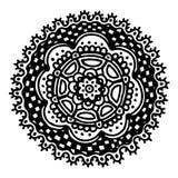 Покрашенный круг Стоковое Фото
