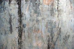 покрашенный металл стальным Стоковая Фотография RF