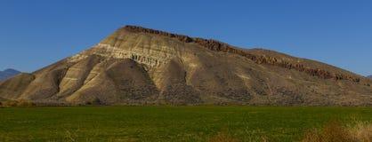 Покрашенный парк холмов, центральный Орегон Стоковые Изображения RF