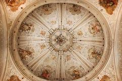Покрашенный потолок стоковые фотографии rf