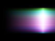 покрашенный предпосылкой свет влияния multi Стоковое Изображение