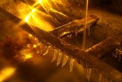 покрашенный свет Стоковые Фотографии RF