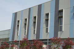 Покрашенный фасад Bulding Стоковое Фото